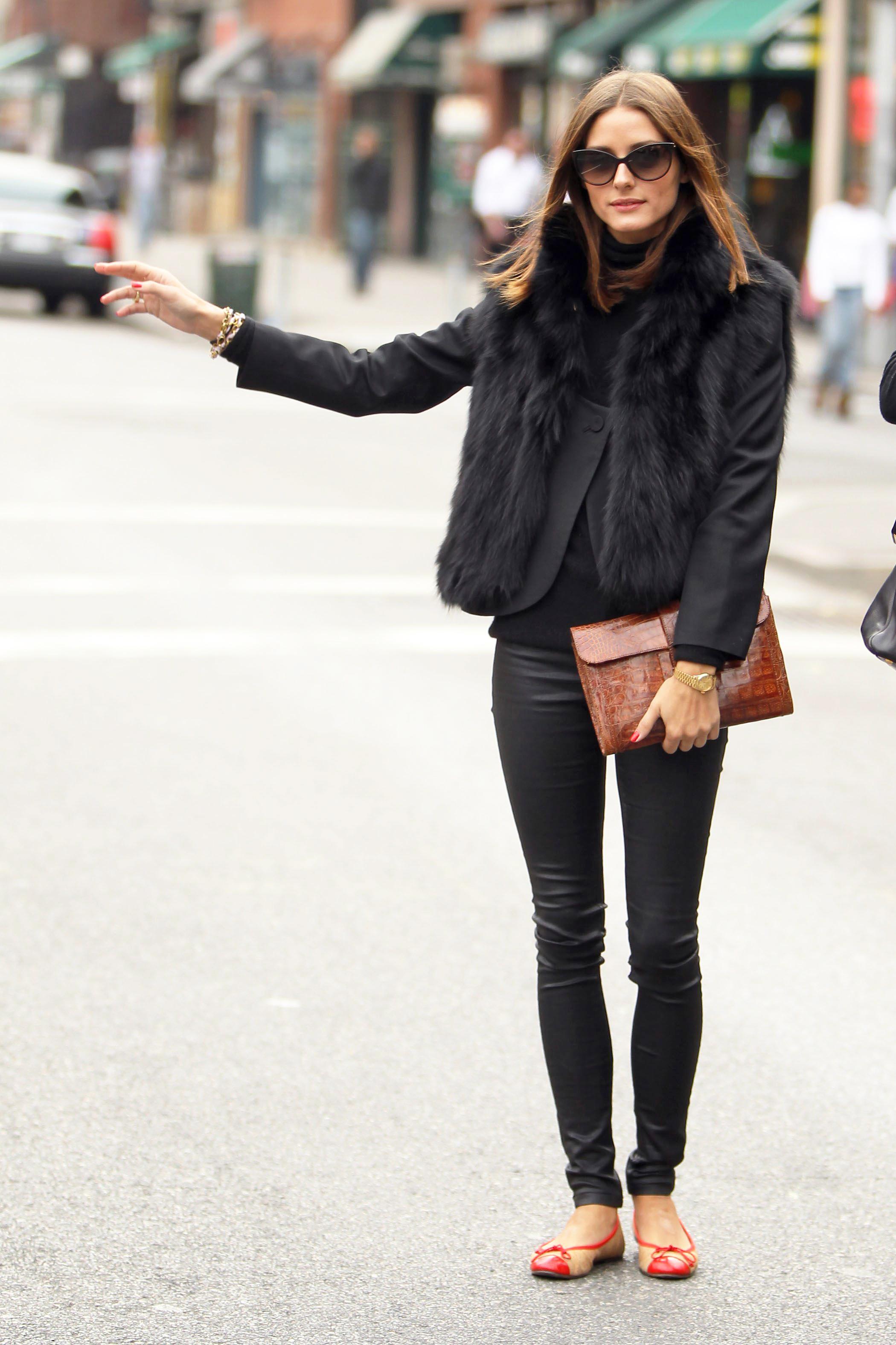 Style Icon Olivia Palermo Scotch And Sparkles